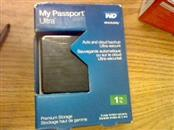 WESTERN DIGITAL Computer Accessories MY PASSPORT ULTRA 1TB